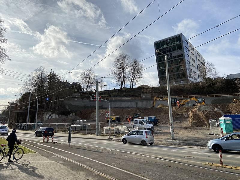 Baubeginn Neubau 2. Bauabschnitt bei IT Paradies in Jena - Generalplaner HI Bauprojekt GmbH