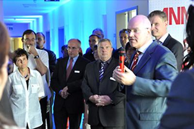 Einweihungsfeier TCF in Jena