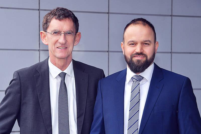 Führungswechsel bei HI Bauprojekt GmbH - Stephan Kühn und Ringo Jahn übernehmen Geschäftsführung beim Jenaer Generalplaner