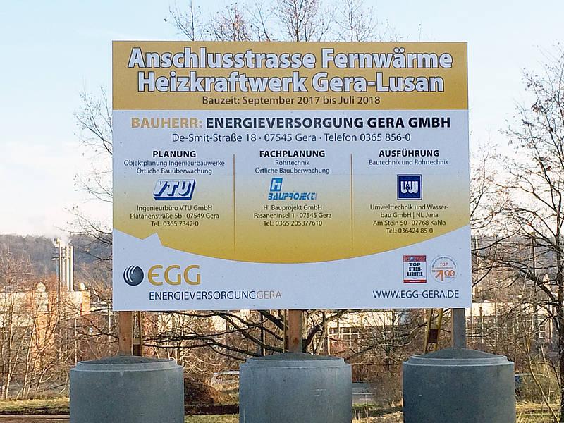 Zwei neue Heizkraftwerke für Gera: HI Bauprojekt GmbH übernimmt Rohrleitungs- und Technikplanung